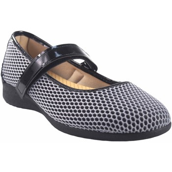 Zapatos Mujer Multideporte Vulca Bicha Zapato señora  190 gris Gris