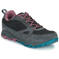 Zapatos Mujer Senderismo Columbia IVO TRAIL WP Negro