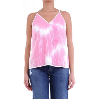 textil Mujer Tops / Blusas 8 Pm D8PM01H108 Rosa