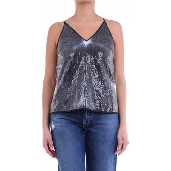 textil Mujer Tops / Blusas 8 Pm D8PM01H108 Negro