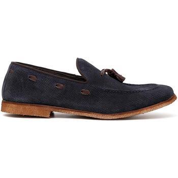 Zapatos Hombre Mocasín Café Noir C1RE6210 BLU