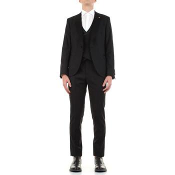 textil Hombre Trajes Manuel Ritz 3030ARW3149-213050 Negro