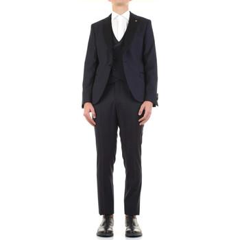 textil Hombre Trajes Manuel Ritz 3030ARW3149-213050 Azul