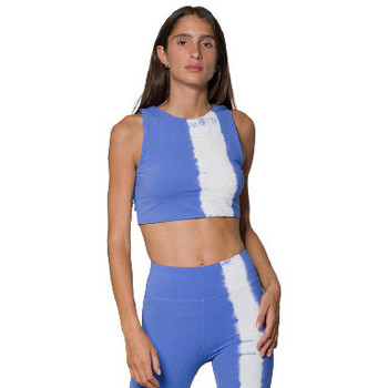 textil Mujer Tops / Blusas Atsloves TOP ATLOVES MUJER Azul