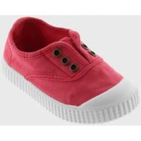Zapatos Niños Zapatillas bajas Victoria 106627 Rojo
