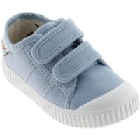 Zapatos Niños Zapatillas bajas Victoria 136606 Azul