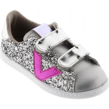 Zapatos Niños Zapatillas bajas Victoria 1125266 Plata