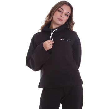 textil Mujer Sudaderas Champion 113186 Negro