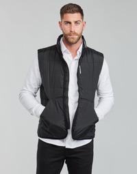 textil Hombre Plumas Calvin Klein Jeans PADDED VEST Negro