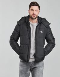 textil Hombre Plumas Calvin Klein Jeans ESSENTIALS NON DOWN JACKET Negro