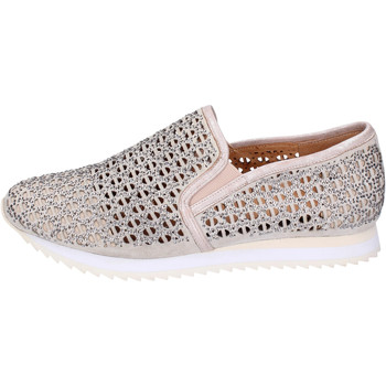 Zapatos Mujer Slip on Femme Plus BJ884 Beige