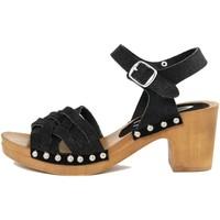 Zapatos Mujer Sandalias Eye  Nero
