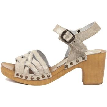 Zapatos Mujer Sandalias Eye  Grigio