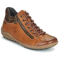 Zapatos Mujer Botas de caña baja Rieker KAMELO Marrón