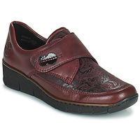 Zapatos Mujer Derbie Rieker BOLLE Burdeo