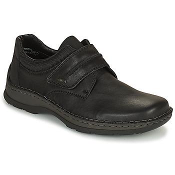 Zapatos Hombre Derbie Rieker EARNA Negro