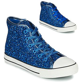 Zapatos Niña Zapatillas altas Citrouille et Compagnie OUTIL Azul
