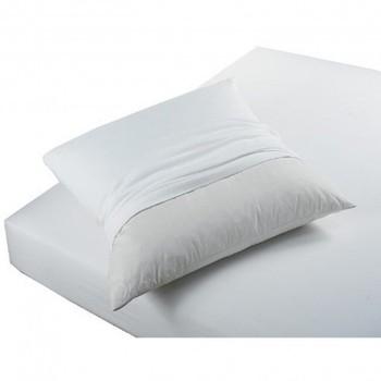 Casa Funda de almohada, cojín Today PROTÈGE OREILLERS ABSORBANT ANTI ACARIENS Blanco