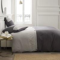 Casa Ropa de cama Today PREMIUM APOLLINE Gris