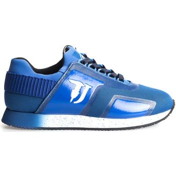 Zapatos Hombre Zapatillas bajas Trussardi  Azul