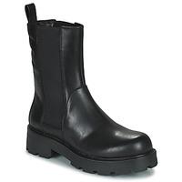 Zapatos Mujer Botas de caña baja Vagabond Shoemakers COSMO 2.1 Negro