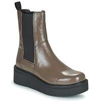 Zapatos Mujer Botas de caña baja Vagabond Shoemakers TARA Marrón / Claro