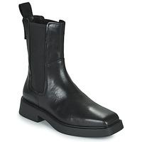 Zapatos Mujer Botas de caña baja Vagabond Shoemakers JILLIAN Negro