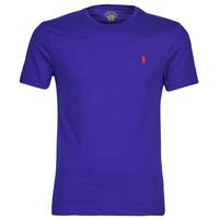 textil Hombre Camisetas manga corta Polo Ralph Lauren SOPELA Azul