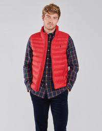 textil Hombre Plumas Polo Ralph Lauren PEROLINA Rojo