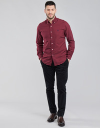 textil Hombre Pantalones con 5 bolsillos Polo Ralph Lauren RETOMBA Negro