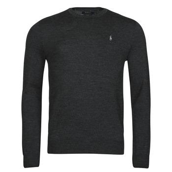 textil Hombre Jerséis Polo Ralph Lauren AMIRAL Gris