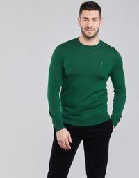 textil Hombre Jerséis Polo Ralph Lauren AMIRAL Verde