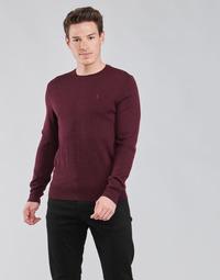 textil Hombre Jerséis Polo Ralph Lauren AMIRAL Burdeo