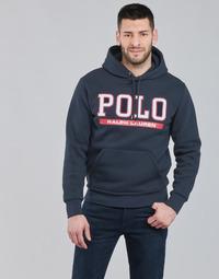 textil Hombre Sudaderas Polo Ralph Lauren TREDY Marino