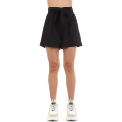 textil Mujer Shorts / Bermudas Yes Zee P279-E400 Negro
