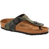 Zapatos Niños Chanclas Birkenstock 1019339 Verde