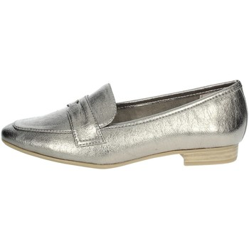 Zapatos Mujer Mocasín Marco Tozzi 2-24204-26 Gris antracita