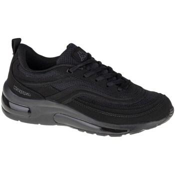 Zapatos Hombre Derbie & Richelieu Kappa Squince Negros