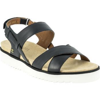 Zapatos Mujer Sandalias Benvado 36005003 Nero