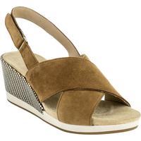 Zapatos Mujer Sandalias Benvado 43002002 Marrone