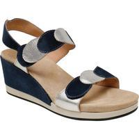 Zapatos Mujer Sandalias Benvado 43007005 Blu