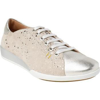 Zapatos Mujer Zapatillas bajas Benvado 44002005 Argento