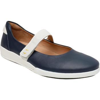 Zapatos Mujer Bailarinas-manoletinas Benvado 44008005 Blu