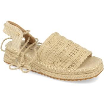 Zapatos Mujer Sandalias Festissimo LT21-2 Beige
