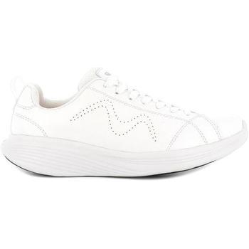 Zapatos Hombre Zapatillas bajas Mbt REN LACE UP M blanco