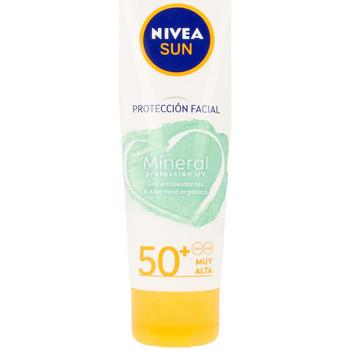 Belleza Protección solar Nivea Sun Facial Mineral Protección Uv Spf50+