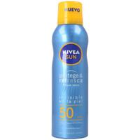 Belleza Protección solar Nivea Sun Protege&refresca Spray Spf50  200 ml