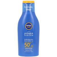 Belleza Protección solar Nivea Sun Protege&hidrata Leche Spf50