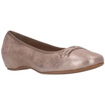 Zapatos Mujer Bailarinas-manoletinas Calmoda 2041 CLOUDY TAUPE Mujer Taupe marron