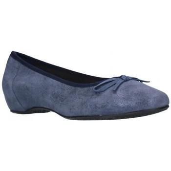 Zapatos Mujer Bailarinas-manoletinas Calmoda 2041 CLOUDY MARINO Mujer Azul marino bleu